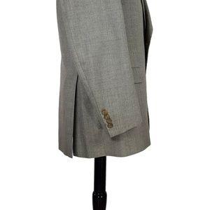 Dior Suits & Blazers - Christian Dior Gray Jacket Blazer Suit Flat Front